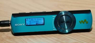 Sony nwz b143f драйвера